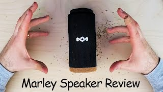 MARLEY No Bounds Sport Portable Bluetooth Speaker REVIEW + STASH Compartment Review ✔