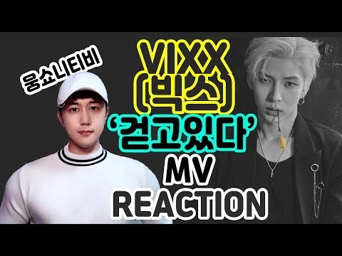 (ENG SUB)[VIXX(빅스)-걷고있다(Walking)] MV리액션 - Korean Music Video Reaction|wshonieTV