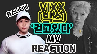 (ENG SUB)[VIXX(빅스)-걷고있다(Walking)] MV리액션 - korean music video reaction|wshonieTV