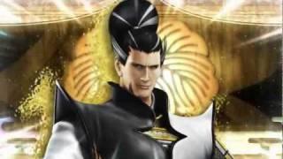 PS3/Wii『戦国BASARA3 宴』プロモーション映像1