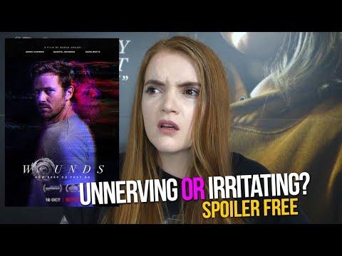 Wounds (2019) Horror Movie Review | Dakota Johnson + Armie Hammer | Spookyastronauts