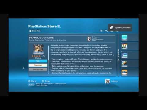 Willkommen zurück Paket - Playstation Store ONLINE!