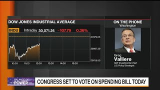 Congress to Vote on $900 Billion Stimulus Aid Bill Today