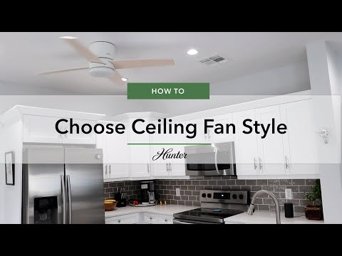 Video for Hepburn Matte White 44-Inch LED Ceiling Fan