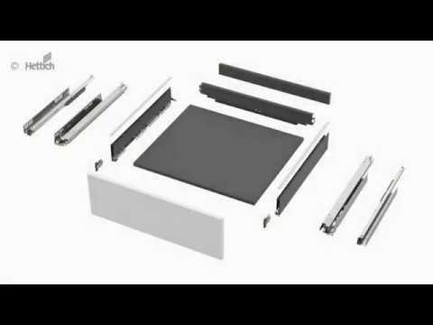 Système de tiroir AvanTech YOU