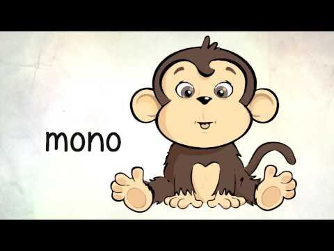 Los sonidos de los animales Juego educativo para niños