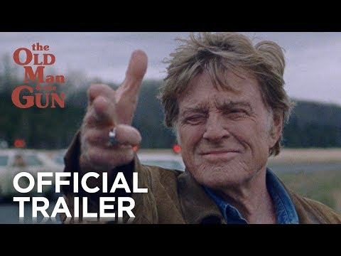 Movie Trailer: The Old Man and the Gun (2018) (0)