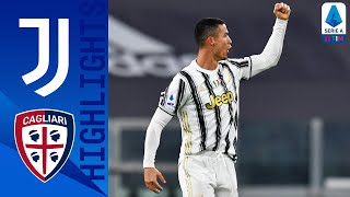 Juventus 2-0 Cagliari | Double From Ronaldo Puts Juventus Closer To The Top | Serie A TIM