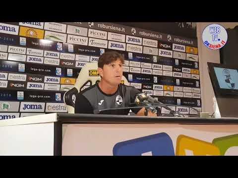 Robur Siena-Sicula Leonzio 2-0: Nardi, Mignani, Romagnoli