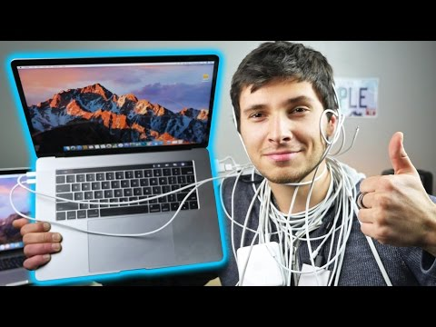 I Hate & Love The 2016 MacBook Pro! Full Review