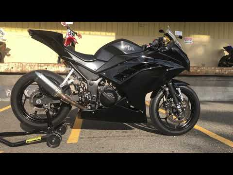 2013 Kawasaki Ninja® 300 in Auburn, Washington - Video 1
