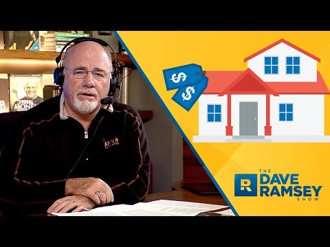 Dave Ramsey's Steps To Buying A House
