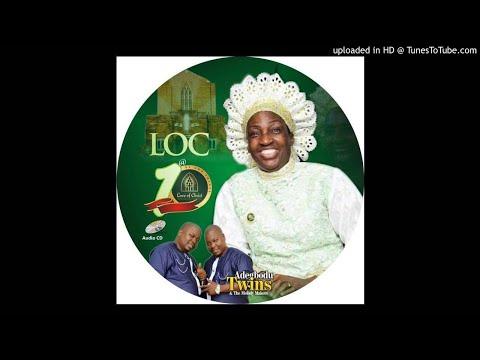 Adegbodu Twins for Prophetess Esther Ajayi Abimbola's church LOC @ 10