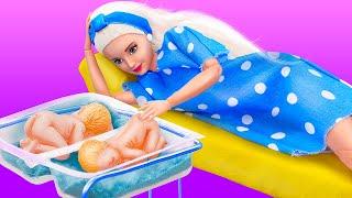 11 DIY Barbie Hacks und Handwerke / Puppenkrankenhaus Ideen
