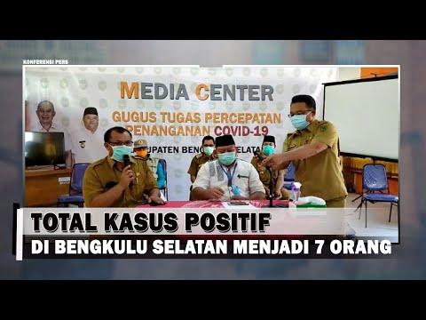 Total Kasus Positif Di Bengkulu Selatan Menjadi 7 Orang