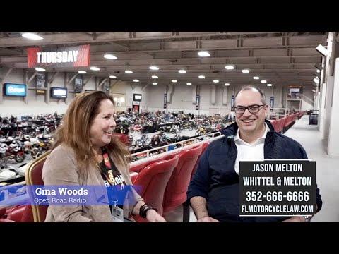 NAMIL 2020 - Interviews - Jason Melton