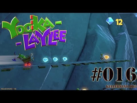 Eiskalte Minenkart-Action ★ #16 ★ Speedy plays Yooka-Laylee [HD|30FPS]