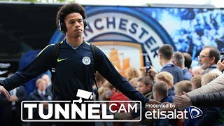 SANE, SILVA AND STERLING SCORE!   TUNNEL CAM   CITY 3 - 0 FULHAM