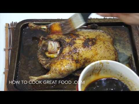 How to Roast a Duck – Chinese Asian Recipe