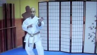 KAKETE UKE BUNKAI #2 jyoshinmon shorin ryu