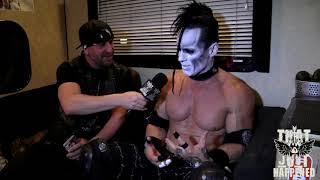 Doyle Wolfgang von Frankenstein - Live Interview