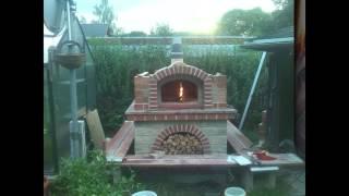 Holzbackofen Ofenbau 2015HD