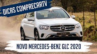 Novo Mercedes-Benz GLC 2020 - Primeiras informaçõe