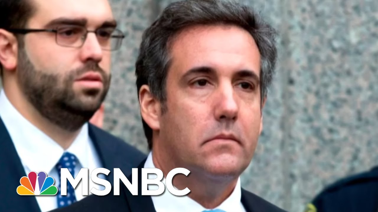 Former WH Counsel: Southern NY Dist. 'Clearly Investigating Serious Crimes' | Velshi & Ruhle | MSNBC thumbnail