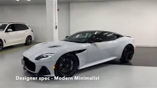 2019 Aston Martin DBS Superleggera - Revs + Walkaround 4k