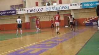 preview picture of video 'Gebze Ticaret Meslek Lisesi Futsal Takımı :)'