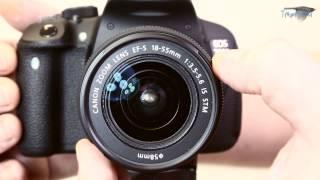 Kameravergleich Canon EOS 700D, HD-Version!