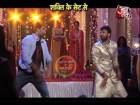 Shakti: Harman & Sameer's DANCE FACE-OFF For Saumy
