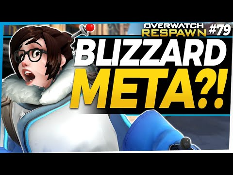 Overwatch Respawn #79 - ALL Tanks with Knockback resist -Blizzard deciding Meta?! and more!