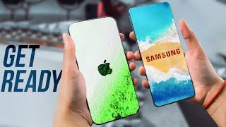 Samsung vs Apple - The Next Big War