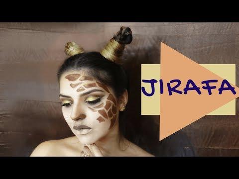 ¡¡Hora de ser una JIRAFA!!