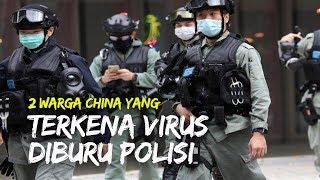Dua Warga China yang Terkena Virus Corona Kabur, Kini Polisi sedang Berusaha Memburu
