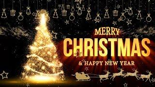 merry christmas greetings video 2020 | merry christmas animation video | animated christmas cards HD