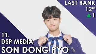 produce x 101 ep 8 ranking top 10 - TH-Clip