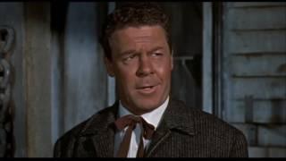 """Фильм-вестерн """"Столкновение в Сандауне"""",1957 год."""