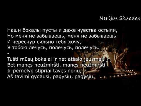 Леша Свик - Стерва [lyrics - RU/LT]