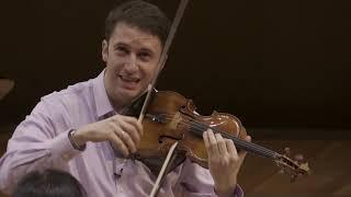 MASTERCLASS with Noah Bendix-Balgley / Mozart: Violin Concerto No.4
