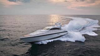FOR SALE: 89' Mangusta w/ Surface Drives