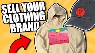How To Sell Your Clothing Designs To Companies
