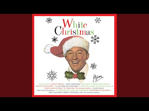 Bing Crosby - It's Beginning To Look A Lot Like Christmas - Christmas Radio