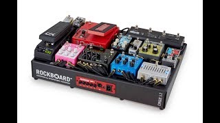 RockBoard QUAD 4.1 - Flight Case Video