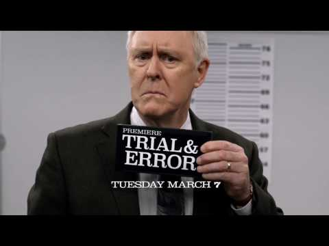 Trial & Error Season 1 Promo