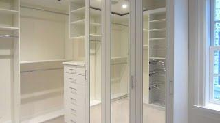 Closet Design Long Hang
