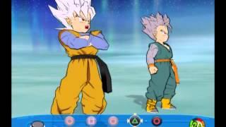 Goten and Trunks SS5 fusion - Request By DragonBallZPotaraHd6