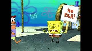Krusty Krab Is Unfair