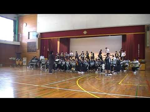 2017田辺中学校PTAの集い 吹奏楽部